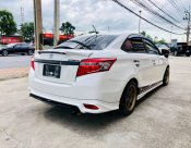 2015 Toyota VIOS TRD sedan