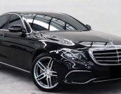 New Benz E220d ดีเซล 2017