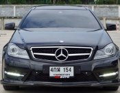 BENZ C-CLASS, C180 COUPE ปี 2012 โฉม W204