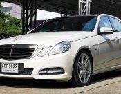 Benz E250 CGI Saloon White ปี 2011