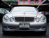 Benz E240 2.6 Avantgarde ปี2004