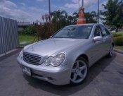 Benz c180 kom 2005 w203