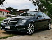 2012 Mercedes-Benz C180 Sport AMG coupe