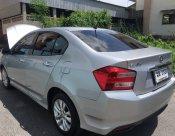 2012 ฟรีดาวน์ จัดเต็ม รองท็อป Honda city 1.5 V auto
