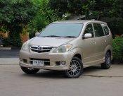 2011 Toyota AVANZA E suv มีเครดิตฟรีดาวน์ ออกได้ทุกอาชีพ ออกได้ทุกจังหวัด มีไฟแนนซ์วิ่งเซ็นทุกที่ รู้ผลภายใน 30 นาที