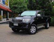 2012 Toyota Hilux Vigo SMART CAB E pickup มีเครดิตออกรถ 1,000 -5,000 บาท