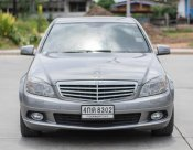 BENZ C200 CGI BlueEFFICIENCY  W204(โฉม08-14)1.8