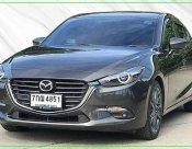 2017 Mazda 3 S hatchback