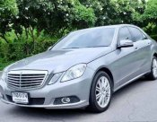 Benz W212 E200 CGI Turbo Elegrance ปี 2010