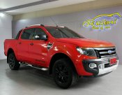 2013 FORD RANGER DOUBLECAB 3.2 WILDTACK 4WD. AT