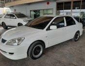 2011 ผ่อนเบาๆ4xxx จัดล้นๆฟรีดาวน์ Mitsubishi lancer 1.6 auto CNG โรงงาน
