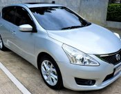 2015 Nissan Pulsar V hatchback