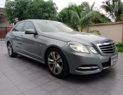 2010 Mercedes-Benz E250 CGI Blue EFFICIENCY sedan