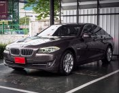 2013 BMW SERIES 5 sedan