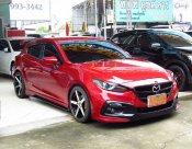 2016 Mazda 3 SP hatchback