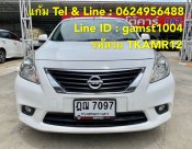 NISSAN ALMERA 1.2 VL TOP AT ปี 2012 (รหัส TKAMR12)