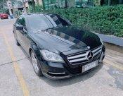 2012 Mercedes-Benz CLS250 CDI Avantgarde sedan