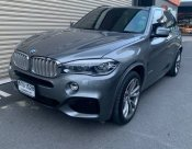 Bmw X5 2.0 F15 xdrive40e M sport suv at mineral grey ปี2017