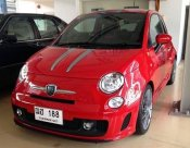 Fiat 500 1.4 Abarth 695 Hatchback MT ปี2009