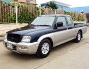 MITSUBISHI STRADA MEGA CAB 2.8 GLX ปี 2004 เกียร์MANUAL สีทูโทน สภาพนางฟ้า ราคา 199,000 บาท