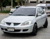 MITSUBISHI LANCER 2007 (โฉม04-12) GLXi Sedan 1.6 A/T สีเงิน