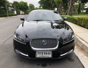 2012 Jaguar XF Portfolio sedan