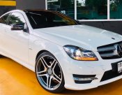 C180 COUPE AMG TOP ปี2012