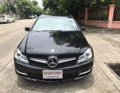 ขาย เก๋ง4ประตู Mercedes Benz C Class C250 W204 ปี2011