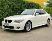 2010 BMW SERIES 5 520d e60 M-Sport Lci รถมือเดียว ไมล์แท้