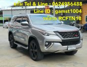 TOYOTA FORTUNER 2.4 V 4WD AT ปี 2018