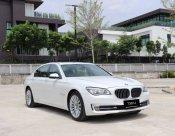 BMW 730 Li Lci 3.0 AT ปี 2014 สีขาว