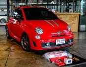 Fiat abarth 695 tributo to ferrari