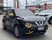2017 Nissan Juke V sedan