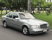 1997 Mercedes-Benz C180 Classic sedan