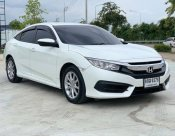 2016 Honda CIVIC E sedan