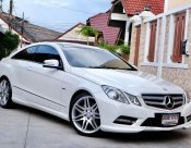 BENZ E250 COUPE AMG PACKAGE ปี2012