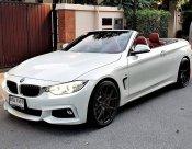 BMW 420I M SPORT Cabriolet ปี2014 จด 16