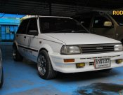 1991 Toyota Starlet 1.3 XL Hatchback MT