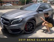 2017 GLA45 AMG