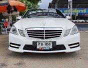 Mercedes Benz E200 CGI Saloon AMG 1.8AT 7G-Tronic ( W212 ) 7 เกียร์แล้ว