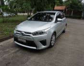 CA0276 2014 TOYOTA YARIS 1.2 G AT สีเทา