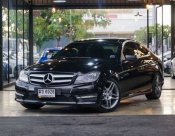 BENZ C180 COUPE W204 ปี 2012