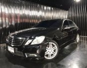 MERCEDES BENZ E250 CGi (W212) AMG PACKAGE PANORAMIC GLASS ROOF Yr2011