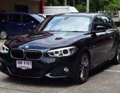 BMW 118i F20 รุ่นใหม่กว่า 116 Iปี 2017