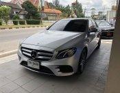 2019 Mercedes-Benz E220 d sedan