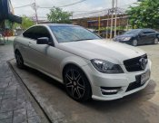 2013 Mercedes-Benz C180 Sport AMG coupe