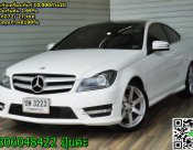 BENZ C180 W204 1.6 COUPE AMG 2014