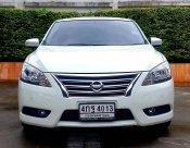 2013 Nissan Sylphy V รถสวยวิ่งน้อย รถสวยไม่มีตำหนิ มือเดียวใช้งานถนอมสุด บุคเซอรวิสมีครบ