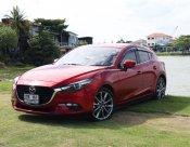 2018 Mazda 3 2.0 S Sport hatchback AT สภาพป้ายแดง ออฟชั่นครบ