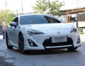 2012 Toyota FT-86 coupe